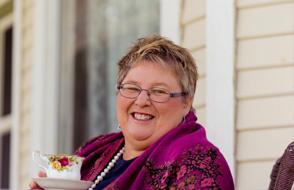 Joanie Shawhan - Speaking events
