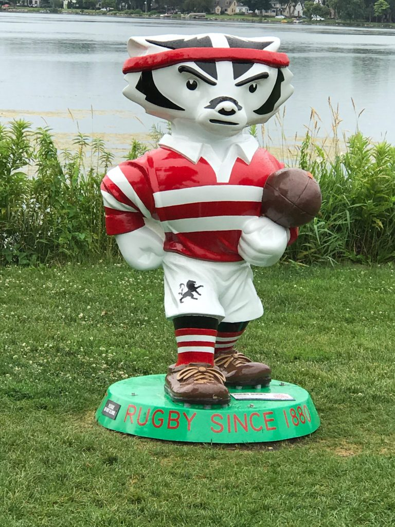 """Rugby Bucky"""