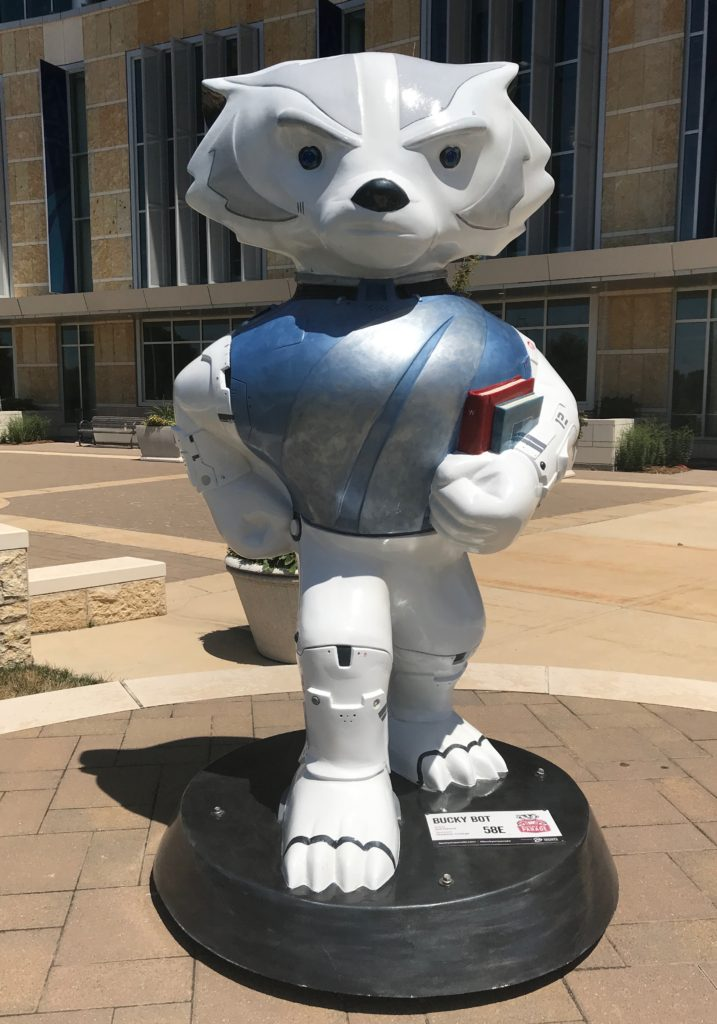 """""""Bucky Bot"""""""